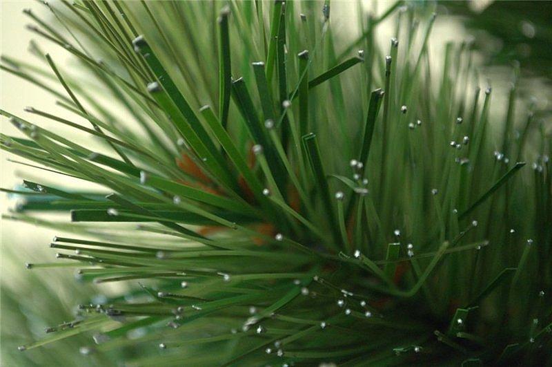Искусственная елка из мягкого PVC