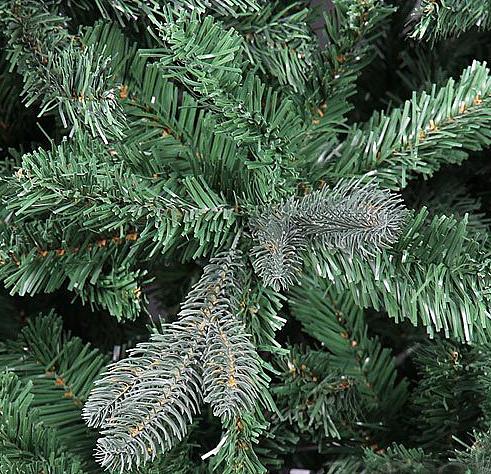 Искусственная елка комбинированного типа