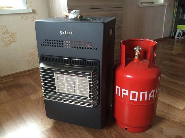 Керамический газовый обогреватель