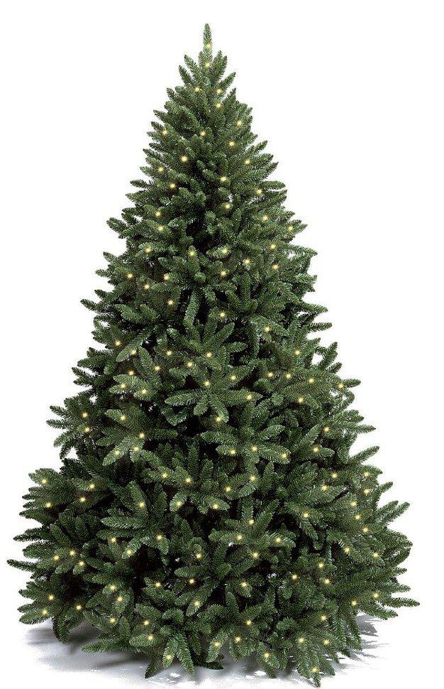 Классическая искусственная елка
